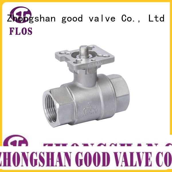 FLOS openclose ball valve manufacturers supplier for closing piping flow