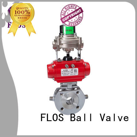 FLOS safety professional valve wholesale for closing piping flow