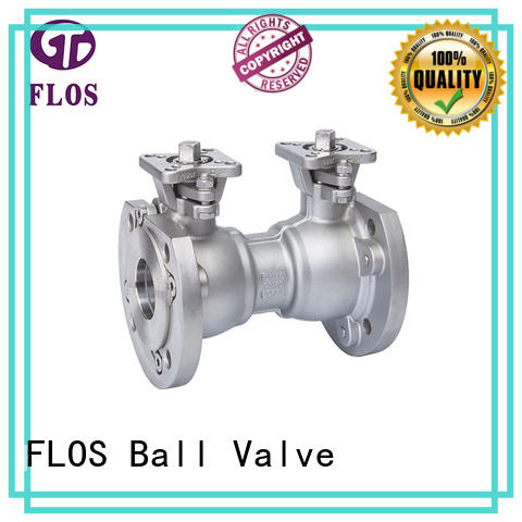 FLOS experienced valves supplier for closing piping flow