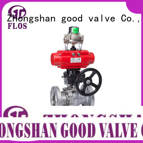 FLOS ball stainless ball valve wholesale for directing flow