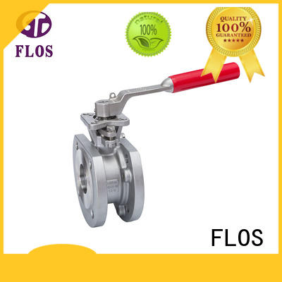 FLOS pneumatic valve company wholesale for opening piping flow
