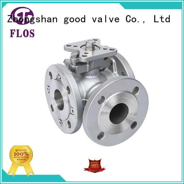 FLOS ball three way ball valve suppliers supplier for directing flow