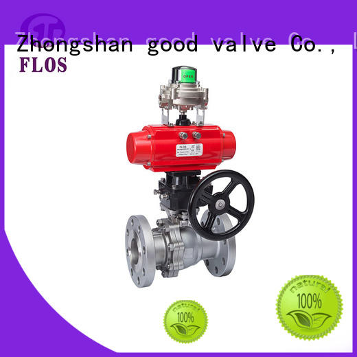 durable stainless ball valve valve supplier for closing piping flow