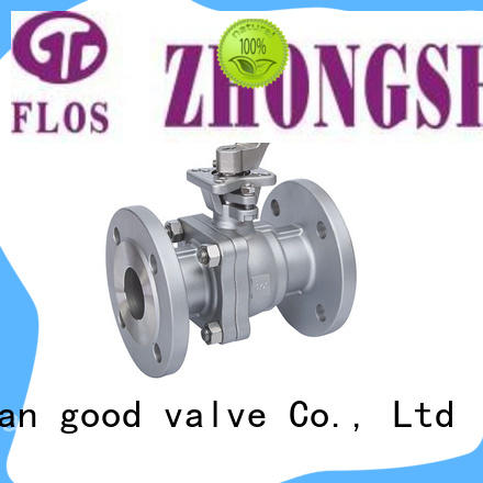 FLOS openclose stainless steel valve manufacturer for closing piping flow