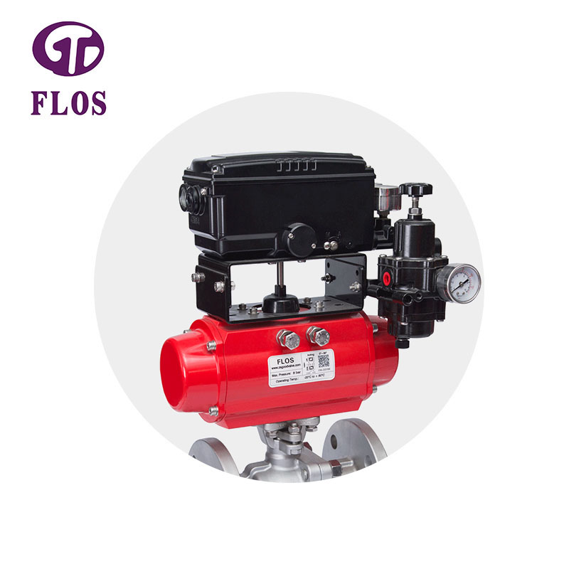 FLOS valvethreaded ball valves factory for opening piping flow-1
