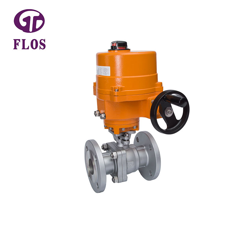 Best stainless steel ball valve pneumaticworm for business for closing piping flow-1