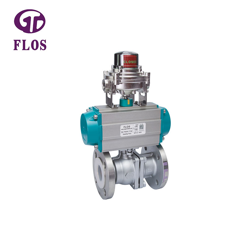 FLOS Custom stainless steel ball valve factory for directing flow-1