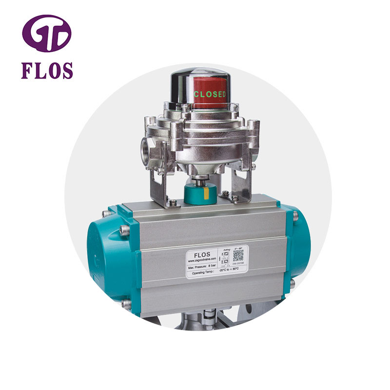 FLOS Custom stainless steel ball valve factory for directing flow-2