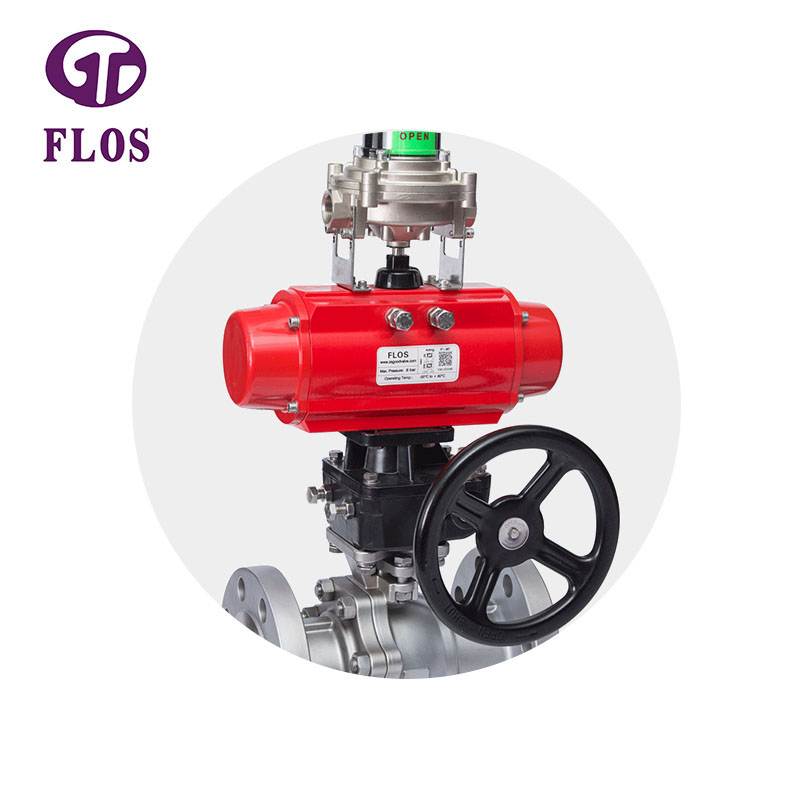 FLOS High-quality two piece ball valve for business for directing flow-1