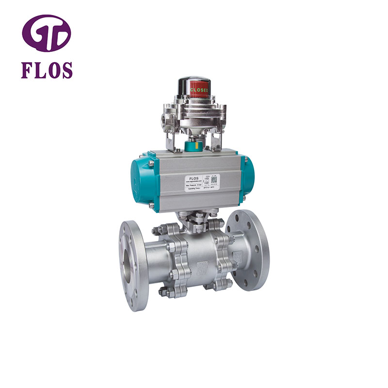 Wholesale three piece ball valve position Suppliers for directing flow-1
