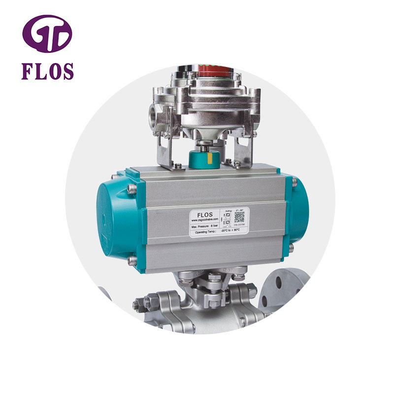 Wholesale three piece ball valve position Suppliers for directing flow-2