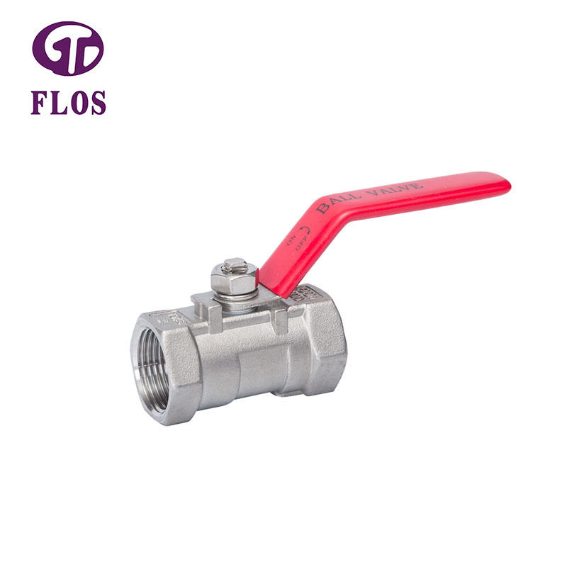 One pc economic ball valve, threaded ends