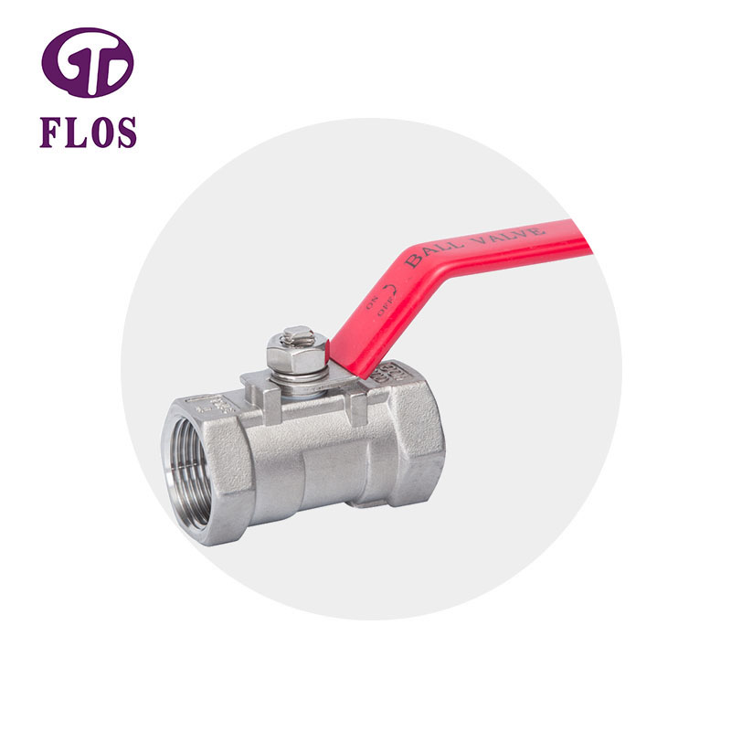 Wholesale single piece ball valve economic factory for closing piping flow-1