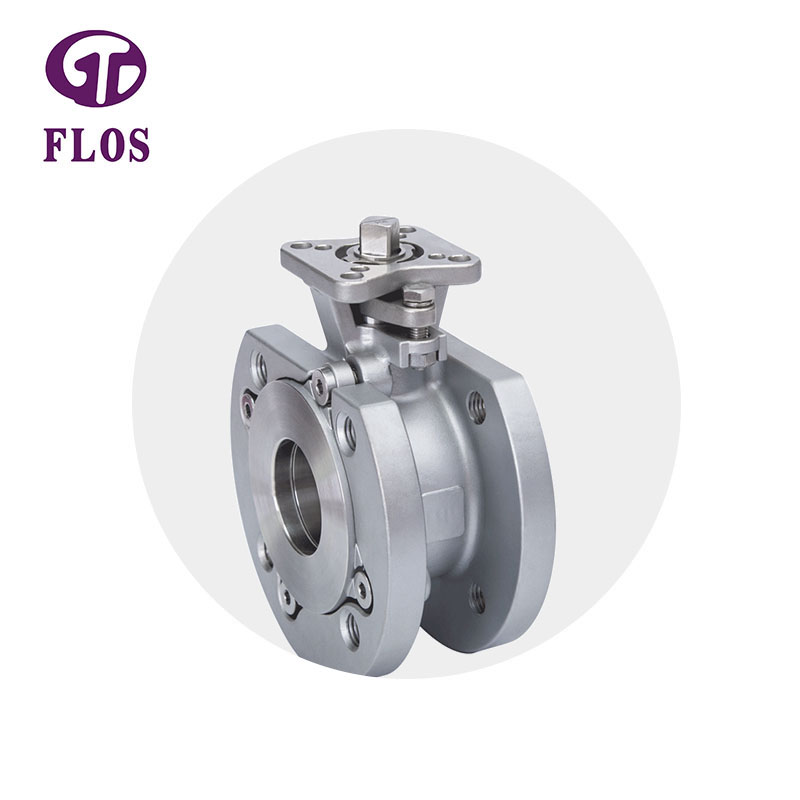 FLOS economic flanged gate valve factory for directing flow-1