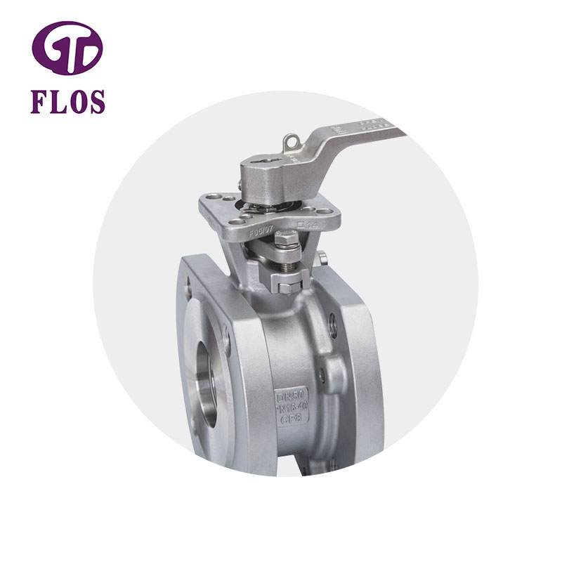 FLOS Top uni-body ball valve manufacturers for opening piping flow-1