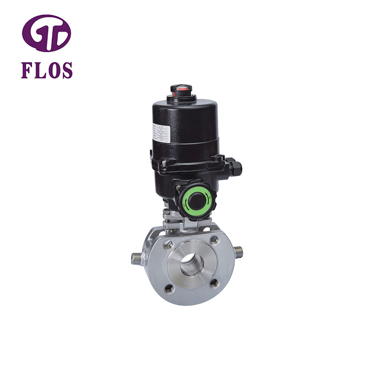 FLOS valveopenclose 1 piece ball valve company for opening piping flow-2