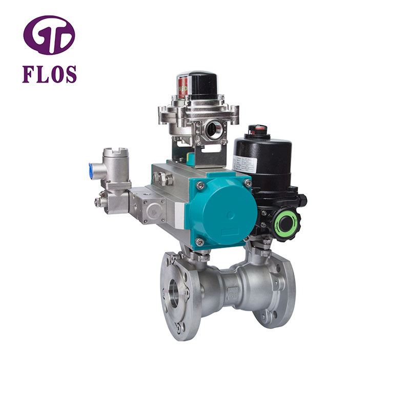 Top 1 piece ball valve pc for business for closing piping flow-1