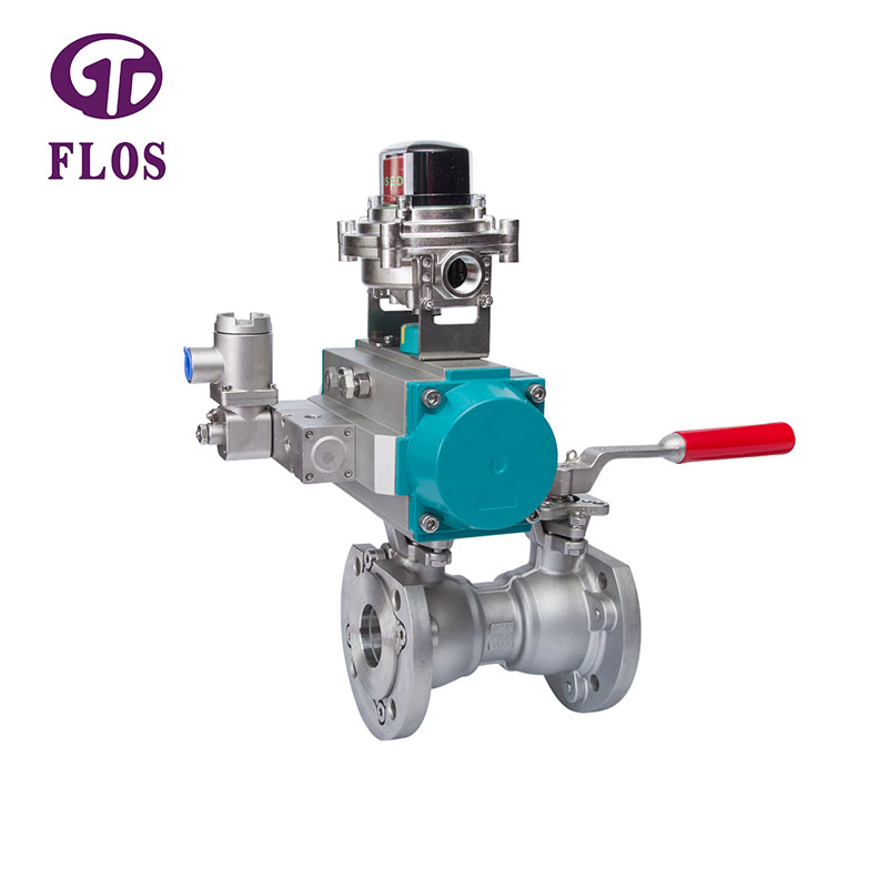 FLOS Custom professional valve company for opening piping flow-1