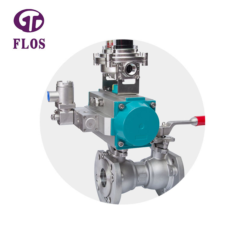 FLOS Custom professional valve company for opening piping flow-2