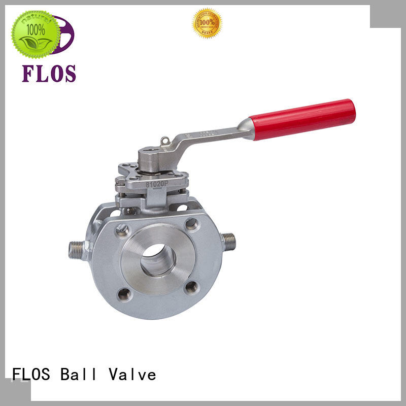 high quality 1 pc ball valve manual wholesale for directing flow