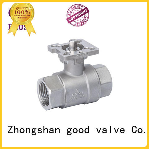 high quality ball valves manufacturer for closing piping flow