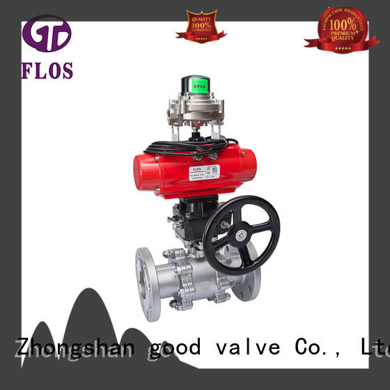 FLOS High-quality three piece ball valve Supply for directing flow