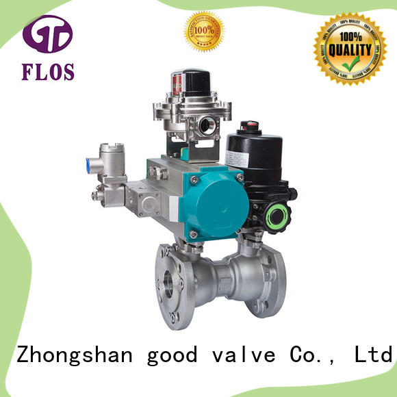 FLOS ball professional valve manufacturer for closing piping flow