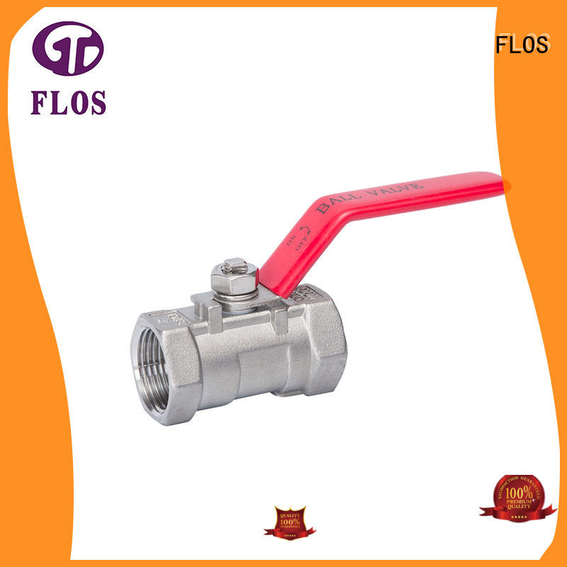 experienced one piece ball valve heat manufacturer for directing flow