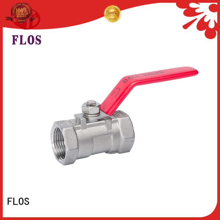 FLOS durable valves wholesale for opening piping flow
