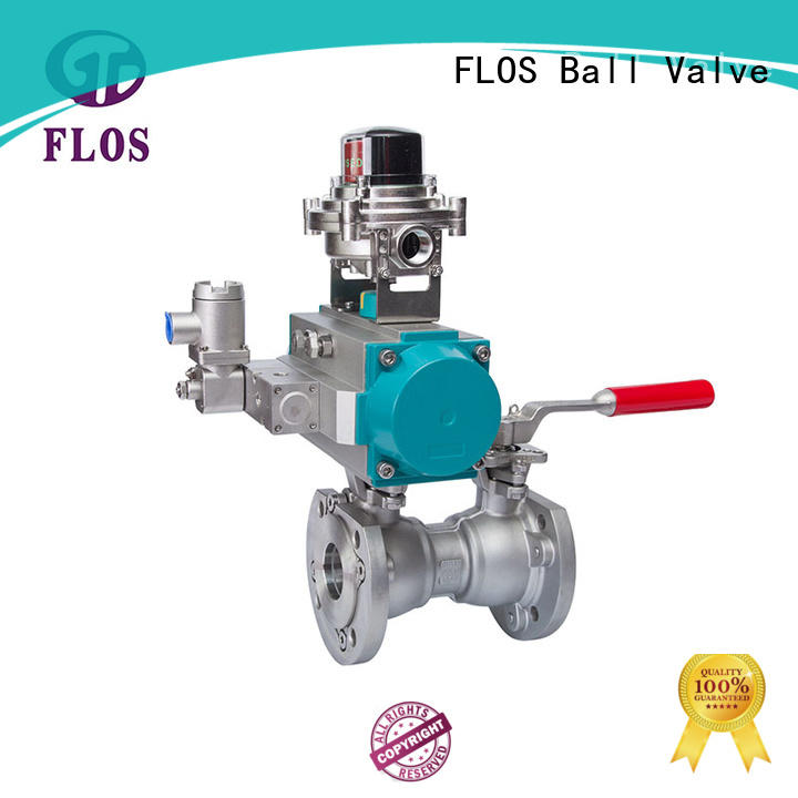 durable 1 pc ball valve ends manufacturer for directing flow