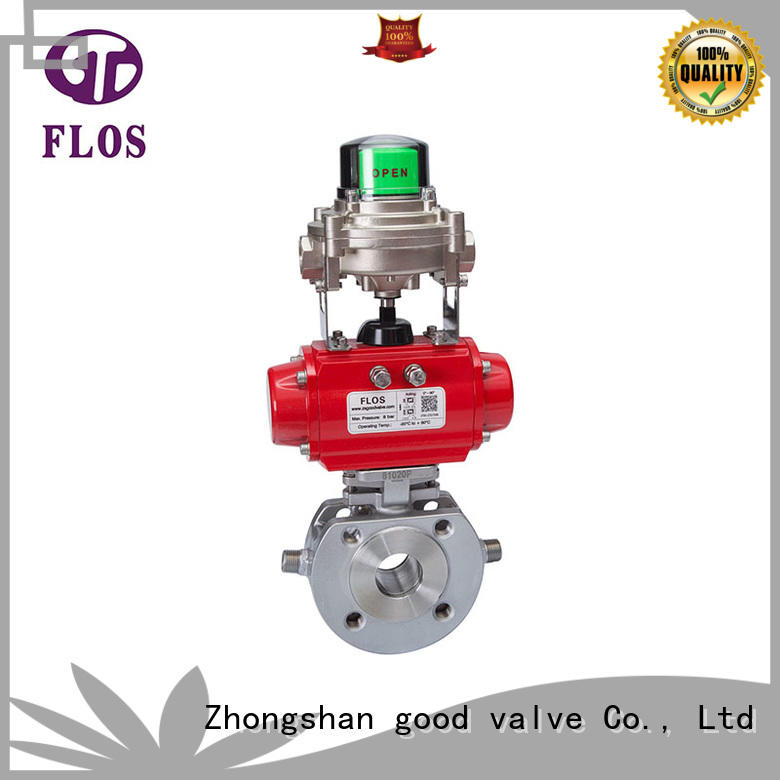 durable one piece ball valve pc supplier for opening piping flow