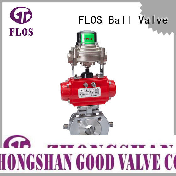 FLOS safety professional valve supplier for closing piping flow