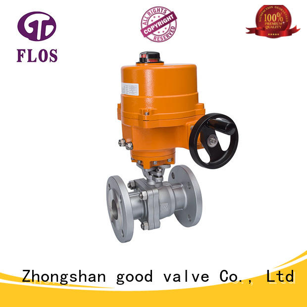 FLOS experienced stainless steel ball valve manufacturer for directing flow
