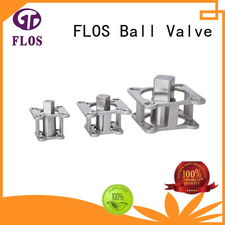 FLOS safety ball valve supplier wholesale for closing piping flow