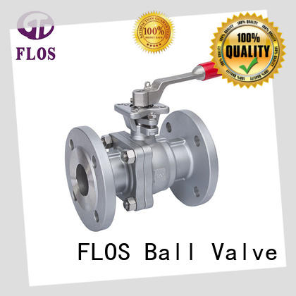 FLOS New stainless steel valve manufacturers for opening piping flow