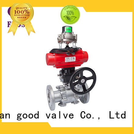 FLOS valve 3 piece stainless ball valve manufacturers for closing piping flow