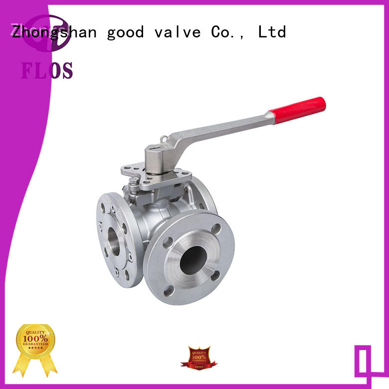professional 3 way ball valve stainless steel wholesale for directing flow