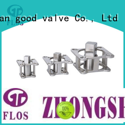 FLOS switch ball valve parts wholesale for closing piping flow