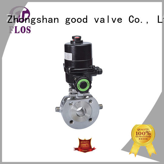 experienced one piece ball valve steel supplier for closing piping flow