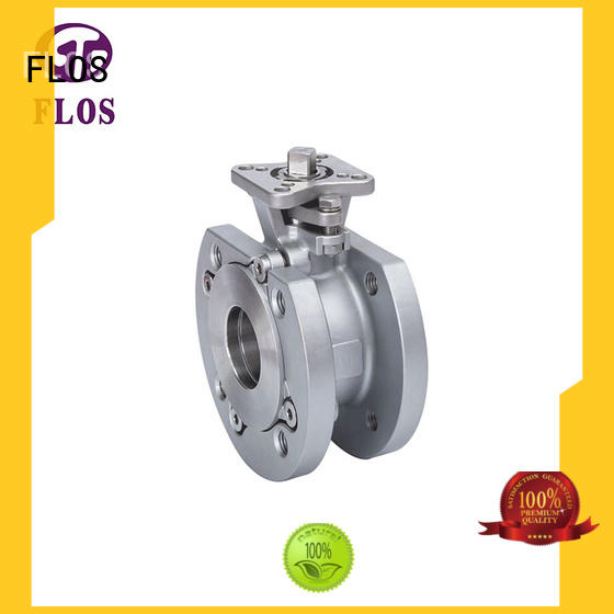 FLOS pc uni-body ball valve wholesale for directing flow