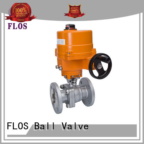 FLOS high quality stainless steel valve manufacturer for closing piping flow
