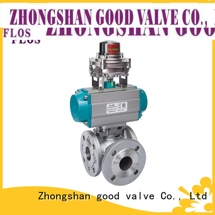 FLOS experienced 3 way valves ball valves wholesale for directing flow