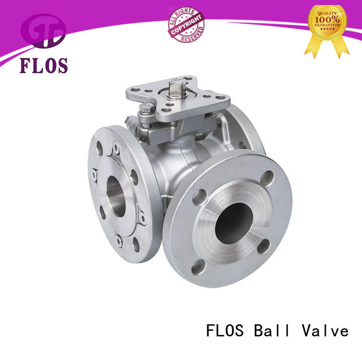 experienced 3 way flanged ball valve valveflanged supplier for closing piping flow