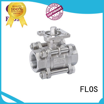 FLOS high quality stainless valve supplier for directing flow