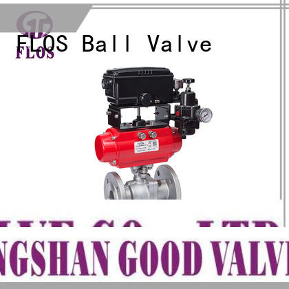 FLOS safety ball valve manufacturers wholesale for closing piping flow