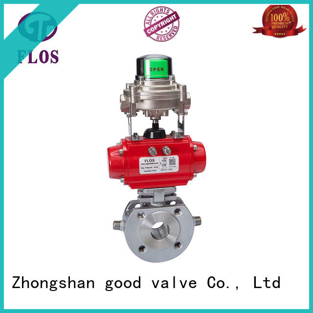 durable 1-piece ball valve pc wholesale for directing flow