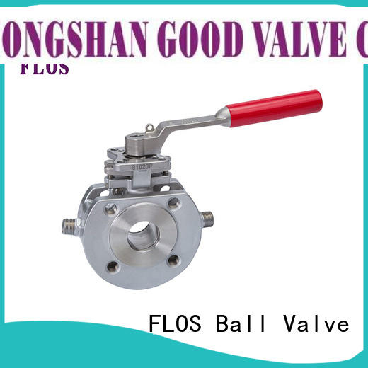 high quality single piece ball valve valveopenclose wholesale for directing flow