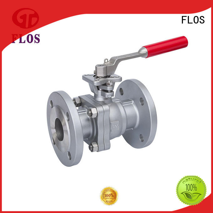 FLOS durable ball valves manufacturer for opening piping flow
