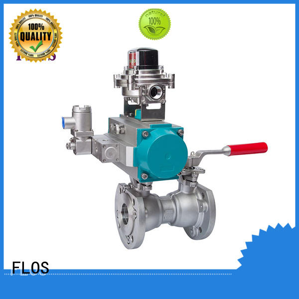 FLOS valveflanged valves supplier for opening piping flow