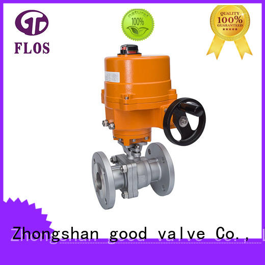 FLOS Custom stainless steel valve for business for opening piping flow